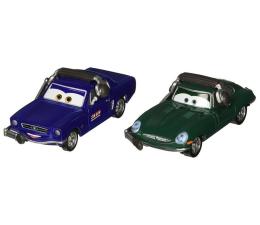 Mattel Disney Cars Brent Mustangburger i David Hobbsca (Y0506 DHL13)