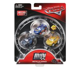 Mattel Disney Cars Mikroauta 3-pak Metalic Deco (FLG67 FPC48)