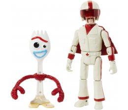 Mattel Disney Toy Story 4 Figurka Forky & Duke Caboom (GDP71 0887961750423)