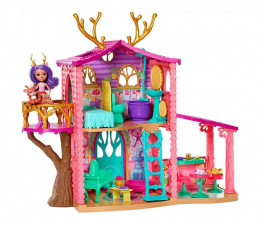 Mattel Enchantimals Domek Jelonków (FRH50)