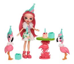 Mattel Enchantimals Lalka + Flamingi (FCC62 FCG79)