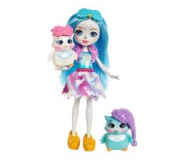 Mattel Enchantimals Lalka + Zwierzątko Sówki (FCC62 FCG78)