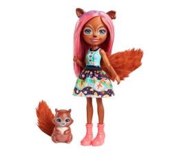 Mattel Enchantimals lalka Sancha z wiewiórką (FNH22 FMT61)