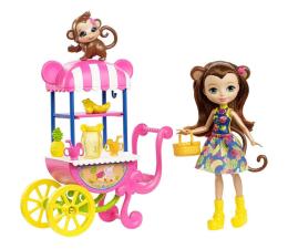 Mattel Enchantimals Lalka + Wózek z owocami (FJH11 FCG93)