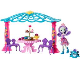 Mattel Enchantimals Lalka z ogrodową altaną (FRH49)
