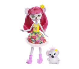 Mattel Enchantimals lalka ze zwierzątkiem Karina Koala (FNH22 FNH24)