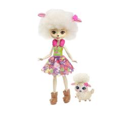 Mattel Enchantimals lalka ze zwierzątkiem Lorna Lamb (FNH22 FNH25)