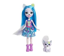 Mattel Enchantimals lalka ze zwierzątkiem Winsley Wolf (FNH22 FRH40)