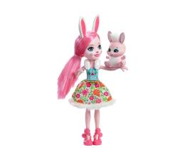 Mattel Enchantimals Lalka Zwierzątkiem Bree Bunny (DVH87 DVH88)