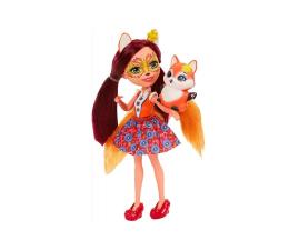 Mattel Enchantimals Lalka Zwierzątkiem Felicity Fox (DVH87 DVH89)