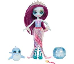 Mattel Enchantimals Morska Dolphin i Largo (FKV54 FKV55)