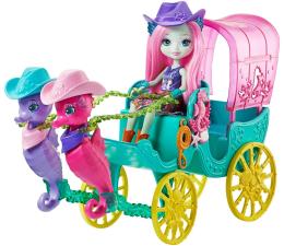 Mattel Enchantimals Powóz morskich koników z lalką (FKV61)