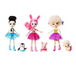 Mattel Enchantimals Trzypak Urocze Baletnice (FRH55)