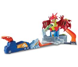Mattel Hot Wheels Smocze wyzwanie zestaw  (DWL04)