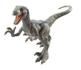 Mattel Jurassic World Atakujące dinozaury Velociraptor 3 (FPF11 FPF12)