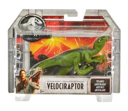 Mattel Jurassic World Atakujące dinozaury Velociraptor (FPF11 FPF13)