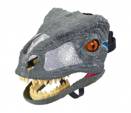 Mattel Jurassic World Maska Velociraptor Blue z dźwiękiem (FMB74)