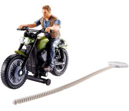 Mattel Jurassic World Owen Na Motocyklu (FMM32 FMM34)