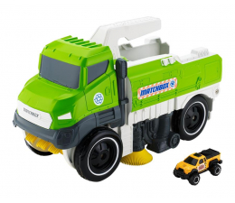 Mattel Matchbox Zamiatarka samochodzików (DWG67)