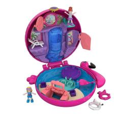 Mattel Polly Pocket Zestaw kompaktowy Flamingo (FRY35 FRY38)