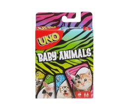 Mattel Uno Małe Zwierzątka (FLK78)