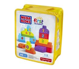 Mega Bloks First Builders Klocki Liczymy 123 (DLH85)
