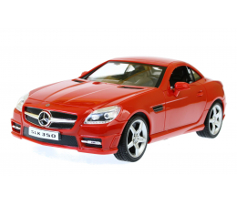 Mega Creative Samochód Mercedes Benz Czerwony (5902012751350 28214)