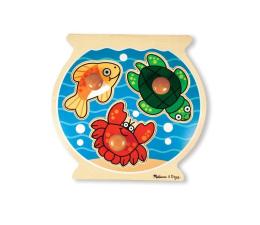 Melissa & Doug Puzzle Fish Bowl Large Peg (12056)