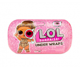 MGA Entertainment L.O.L Surprise Innovation Under Wraps Eye Spy S4-2 (035051552062)