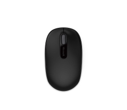 Microsoft 1850 Wireless Mobile Mouse (czarna) (U7Z-00003)