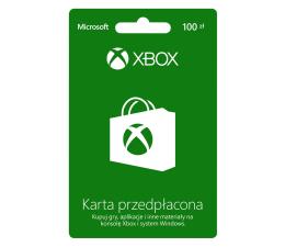 Microsoft Karta Przedpłacona CSV 100 PLN  (K4W-03071)