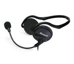 Microsoft LifeChat LX-2000 (czarne) (2AA-00009)
