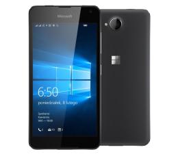 Microsoft Lumia 650 Dual SIM LTE 16 GB czarny (RM-1154 BLACK DARK SILVER)