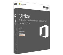 Microsoft Office 2016 - Użytk. Domowych i Małych Firm na Mac (W6F-00851)