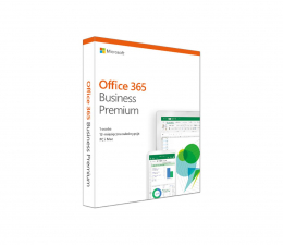 Microsoft Office 365 Business Premium | zakup z komputerem (KLQ-00380 | zakup z PC)