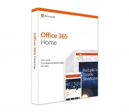 Microsoft Office 365 Home  (6GQ-01016 / 6GQ-00704 )