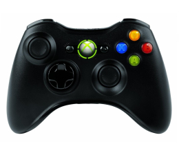 Microsoft Pad XBOX 360 Wireless Controller (Windows & XBOX) (JR9-00010)