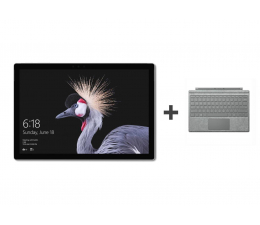 Microsoft Surface Pro i5-7300U/4GB/128SSD/Win10P+klawiatura  (FJT-00004+FFP-00013)