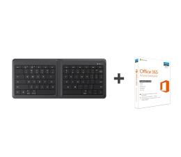 Microsoft Universal Foldable Bluetooth + Office 365 Personal (Microsoft bundle)