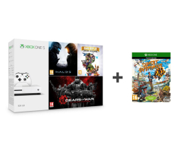 Microsoft Xbox One 500GB + Halo 5 + Rare Replay + GoW + SO (ZQ9-00012)