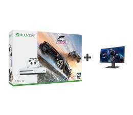 Microsoft Xbox ONE S 1TB + FH 3 + Monitor ASUS MG28UQ (234-00114 + MG28UQ)