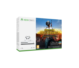 Microsoft Xbox ONE S 1TB + PLAYERUNKNOWN'S BATTLEGROUNDS (234-00310)