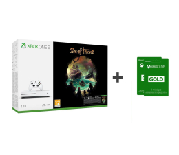 Microsoft Xbox ONE S 1TB  Sea of Thieves + 6M Gold (234-00333)