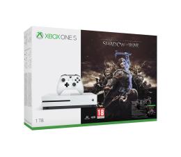 Microsoft Xbox One S 1TB Shadow Of War  (234-00189)