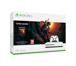 Microsoft Xbox One S 1TB SotTR (234-00783)