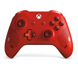 Microsoft XBOX One Wireless Controller Sport Red  (WL3-00126)