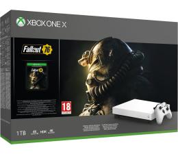 Microsoft Xbox One X 1TB + Fallout 76 (FMP-00057)