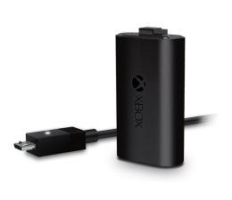 Microsoft Zestaw Xbox One Play and Charge (S3V-00014)