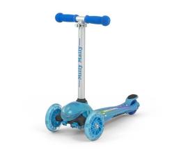 MILLY MALLY Hulajnoga Scooter Zapp niebieska (5901761124033)