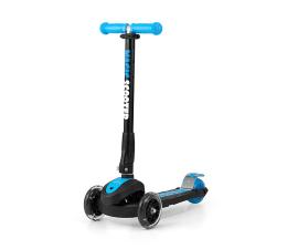 MILLY MALLY Hulajnoga trójkołowa Scooter Magic niebieska (5901761122831)